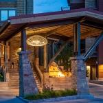 Hotel Terra, Jackson, Wyoming