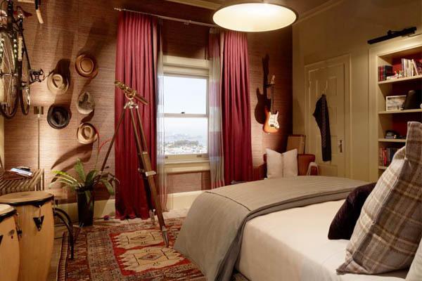 Masculine_Marsala_Interior_Decor_Bedroom