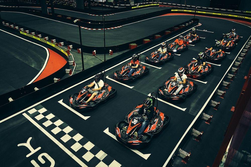 VMAX-Karting