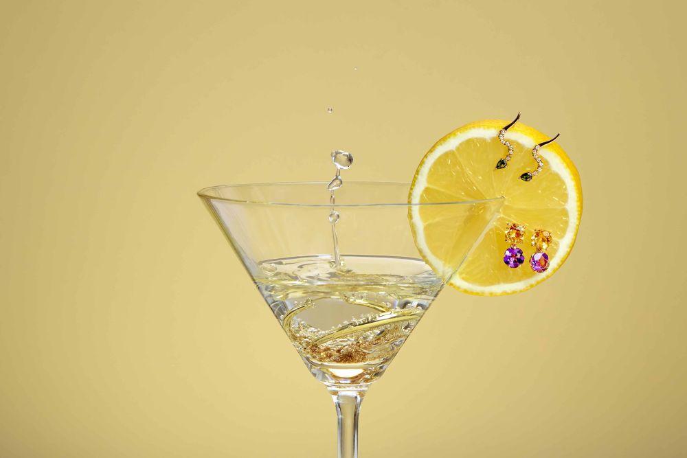 Lemons and Gin